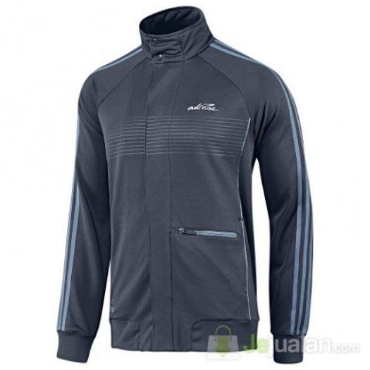 Track Jacket Kerah Stand-Up